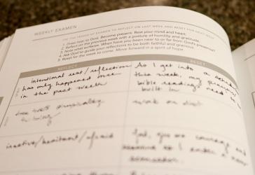 Examen page