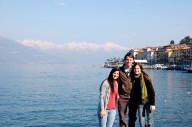 Lake Como!